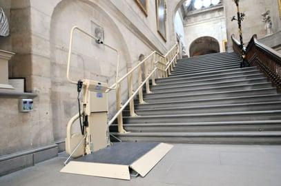 Stannah Stairiser CR @ Castle Howard