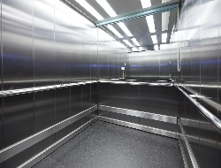 heavy goods lift