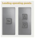 landing buttons